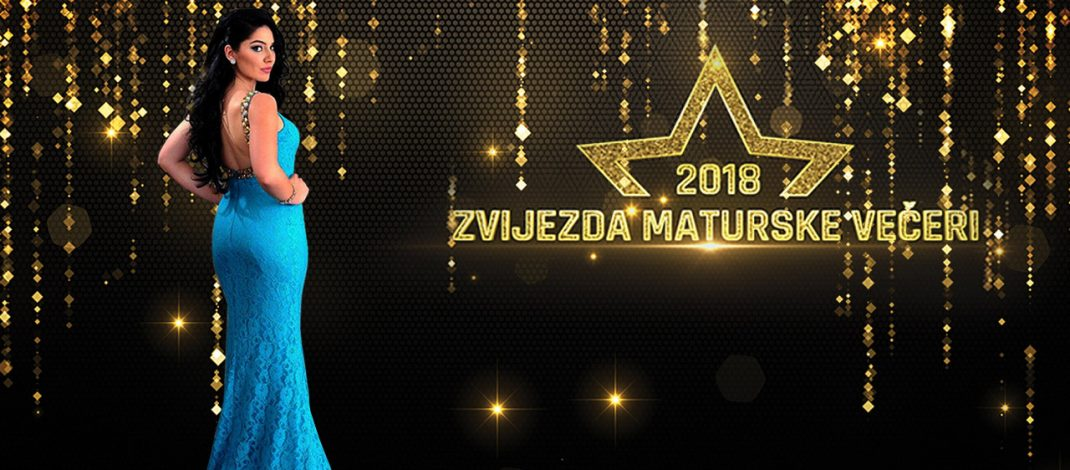 ZVIJEZDA MATURSKE VEČERI 2018