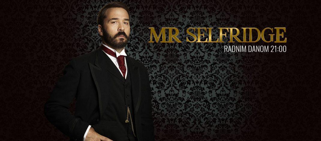 Gospodin Selfridž, dramska serija