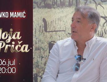 MOJA PRIČA: Gost – Zdravko Mamić, 6. jula od 20:00